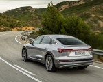 2020 Audi e-tron Sportback (Color: Florett Silver) Rear Wallpapers 150x120 (20)