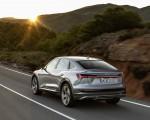 2020 Audi e-tron Sportback (Color: Florett Silver) Rear Wallpapers 150x120 (21)