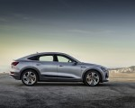 2020 Audi e-tron Sportback (Color: Florett Silver) Side Wallpapers 150x120 (22)