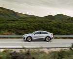 2020 Audi e-tron Sportback (Color: Florett Silver) Side Wallpapers 150x120 (23)