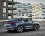2020 Audi e-tron Sportback (Color: Plasma Blue) Rear Three-Quarter Wallpapers 150x120 (15)