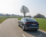 2020 Audi e-tron Sportback (Color: Plasma Blue) Rear Wallpapers 150x120 (20)
