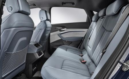2020 Audi e-tron Sportback Interior Rear Seats Wallpapers 450x275 (90)