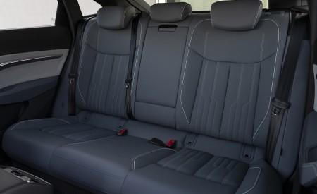 2020 Audi e-tron Sportback Interior Rear Seats Wallpapers 450x275 (35)
