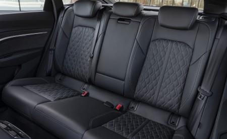 2020 Audi e-tron Sportback Interior Rear Seats Wallpapers 450x275 (12)