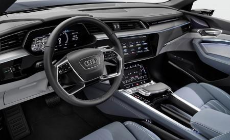 2020 Audi e-tron Sportback Interior Wallpapers 450x275 (87)