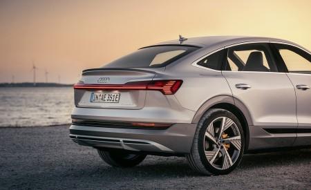 2020 Audi e-tron Sportback Spoiler Wallpapers 450x275 (82)
