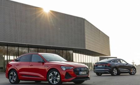 2020 Audi e-tron Sportback Wallpapers 450x275 (38)