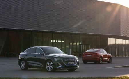 2020 Audi e-tron Sportback Wallpapers 450x275 (40)