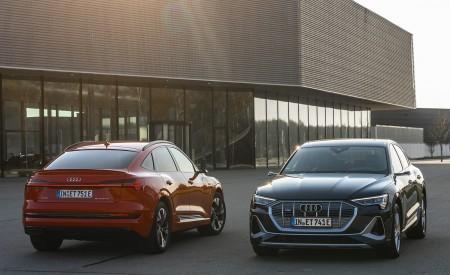 2020 Audi e-tron Sportback Wallpapers 450x275 (41)