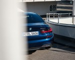 2020 BMW M340i Sedan (Color: Tanzanite Blue Metallic) Detail Wallpapers 150x120