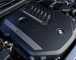 2020 BMW M340i Sedan (Color: Tanzanite Blue Metallic) Engine Wallpapers 150x120