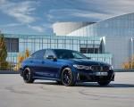 2020 BMW M340i Sedan (Color: Tanzanite Blue Metallic) Front Three-Quarter Wallpapers 150x120 (25)
