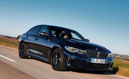 2020 BMW M340i Sedan Wallpapers HD
