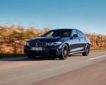 2020 BMW M340i Sedan (Color: Tanzanite Blue Metallic) Front Three-Quarter Wallpapers 150x120 (4)