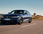 2020 BMW M340i Sedan (Color: Tanzanite Blue Metallic) Front Three-Quarter Wallpapers 150x120 (5)