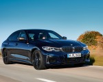2020 BMW M340i Sedan (Color: Tanzanite Blue Metallic) Front Three-Quarter Wallpapers 150x120 (6)