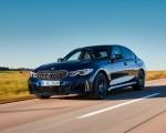 2020 BMW M340i Sedan (Color: Tanzanite Blue Metallic) Front Three-Quarter Wallpapers 150x120 (7)