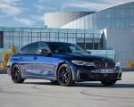 2020 BMW M340i Sedan (Color: Tanzanite Blue Metallic) Front Three-Quarter Wallpapers 150x120 (28)