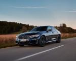 2020 BMW M340i Sedan (Color: Tanzanite Blue Metallic) Front Three-Quarter Wallpapers 150x120 (16)