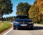 2020 BMW M340i Sedan (Color: Tanzanite Blue Metallic) Front Wallpapers 150x120 (29)