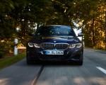 2020 BMW M340i Sedan (Color: Tanzanite Blue Metallic) Front Wallpapers 150x120