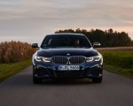 2020 BMW M340i Sedan (Color: Tanzanite Blue Metallic) Front Wallpapers 150x120