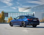 2020 BMW M340i Sedan (Color: Tanzanite Blue Metallic) Rear Three-Quarter Wallpapers 150x120 (46)