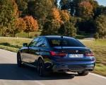 2020 BMW M340i Sedan (Color: Tanzanite Blue Metallic) Rear Three-Quarter Wallpapers 150x120 (31)
