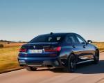 2020 BMW M340i Sedan (Color: Tanzanite Blue Metallic) Rear Three-Quarter Wallpapers 150x120 (10)