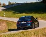 2020 BMW M340i Sedan (Color: Tanzanite Blue Metallic) Rear Three-Quarter Wallpapers 150x120 (32)