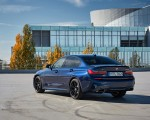2020 BMW M340i Sedan (Color: Tanzanite Blue Metallic) Rear Three-Quarter Wallpapers 150x120 (44)