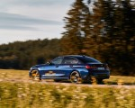 2020 BMW M340i Sedan (Color: Tanzanite Blue Metallic) Rear Three-Quarter Wallpapers 150x120 (21)