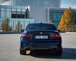 2020 BMW M340i Sedan (Color: Tanzanite Blue Metallic) Rear Wallpapers 150x120 (42)