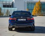 2020 BMW M340i Sedan (Color: Tanzanite Blue Metallic) Rear Wallpapers 150x120 (41)