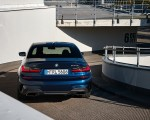 2020 BMW M340i Sedan (Color: Tanzanite Blue Metallic) Rear Wallpapers 150x120