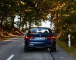 2020 BMW M340i Sedan (Color: Tanzanite Blue Metallic) Rear Wallpapers 150x120 (34)