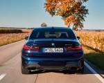 2020 BMW M340i Sedan (Color: Tanzanite Blue Metallic) Rear Wallpapers 150x120 (12)