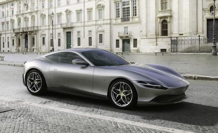 2020 Ferrari Roma Wallpapers HD