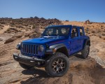 2020 Jeep Wrangler Rubicon EcoDiesel Front Three-Quarter Wallpapers 150x120 (13)