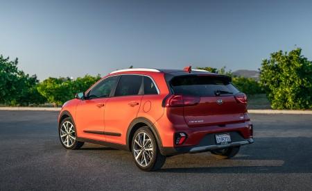 2020 Kia Niro Hybrid Rear Three-Quarter Wallpapers 450x275 (28)
