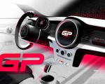 2020 MINI John Cooper Works GP Design Sketch Wallpapers 150x120 (46)