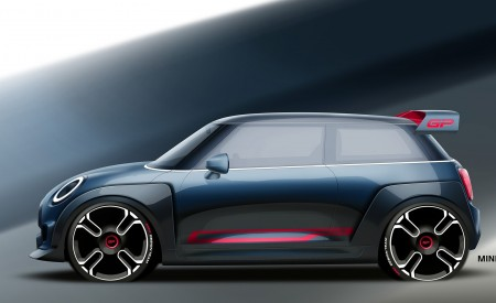 2020 MINI John Cooper Works GP Design Sketch Wallpapers 450x275 (53)