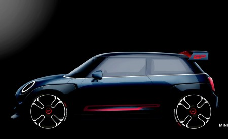 2020 MINI John Cooper Works GP Design Sketch Wallpapers 450x275 (52)