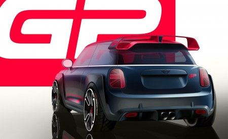 2020 MINI John Cooper Works GP Design Sketch Wallpapers 450x275 (51)