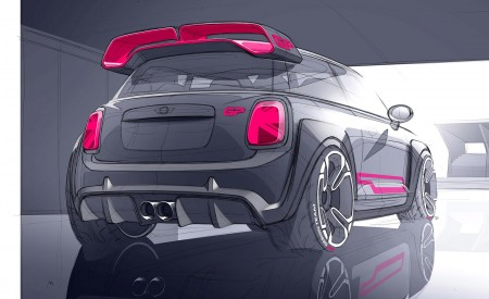 2020 MINI John Cooper Works GP Design Sketch Wallpapers 450x275 (50)