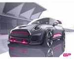 2020 MINI John Cooper Works GP Design Sketch Wallpapers 150x120 (49)