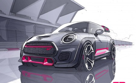 2020 MINI John Cooper Works GP Design Sketch Wallpapers 450x275 (49)