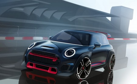 2020 MINI John Cooper Works GP Design Sketch Wallpapers 450x275 (48)