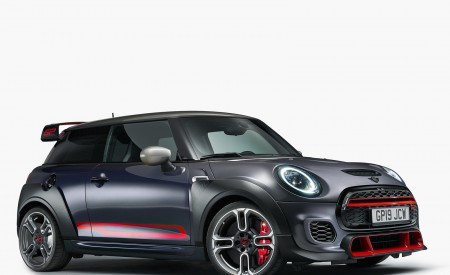 2020 MINI John Cooper Works GP Front Three-Quarter Wallpapers 450x275 (38)